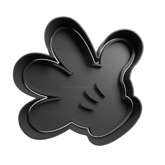 Cortante de Mickey