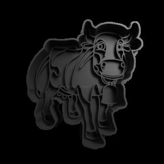 Cortante de La Vaca Lola de la Granja de Zenón