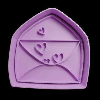 Cortante de carta de amor