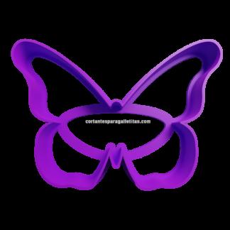 Cortante de mariposa