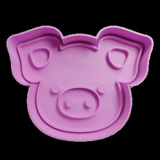cortante de cerdo
