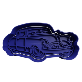 cortante de doc hudson de cars