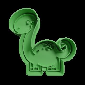 Cortante de Diplodocus Dinosaurio