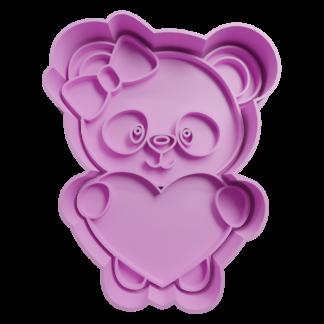 Cortante de Oso panda