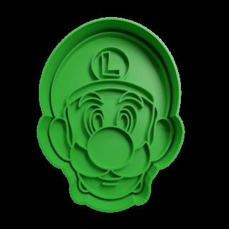 Cortante de Luigi de nintendo