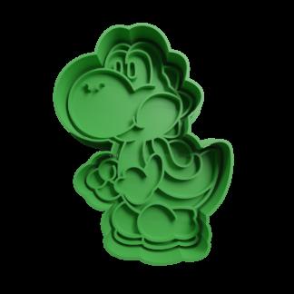 Cortante de Yoshi de nintendo
