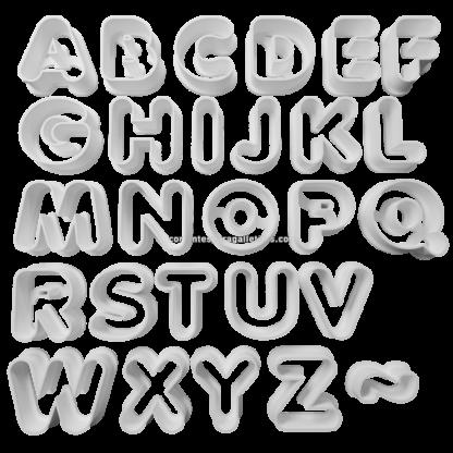 cortantes de letras