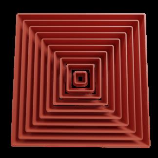 Cortantes cuadrados