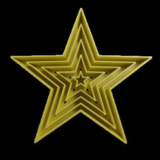 Cortante de estrella