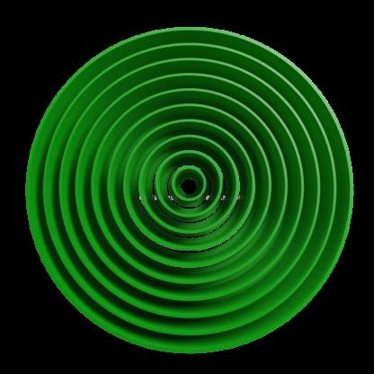 set de cortantes en forma de circulo