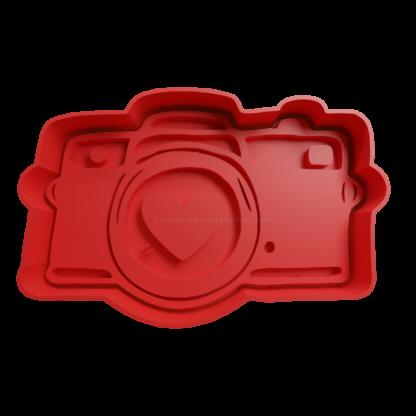 Cortante de cámara fotográfica