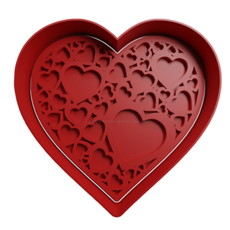 Cortante de corazon