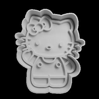Cortante de Hello kitty