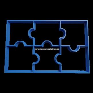 RompeCabezas 6 piezas