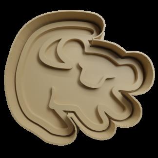 Cortante de el rey leon