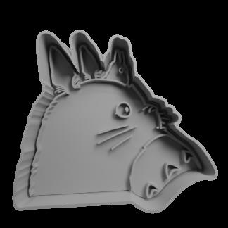 Cortante de logo de totoro