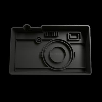 cortante de camara de fotos