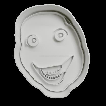 Cortante de creepypasta
