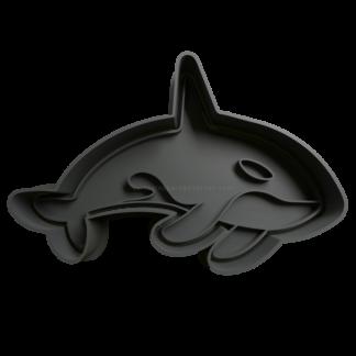 cortante de ballena orca